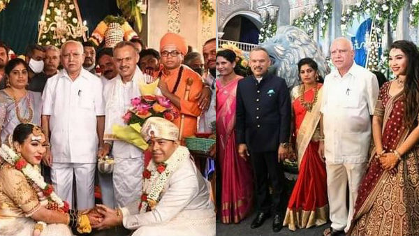 ACP KC Goutham ties know with EX MLA Suresh Gowda Daughter Aishwarya