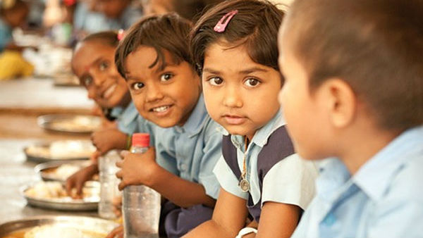 Karnataka Midday Meal Grains To Be Given In Two Phases