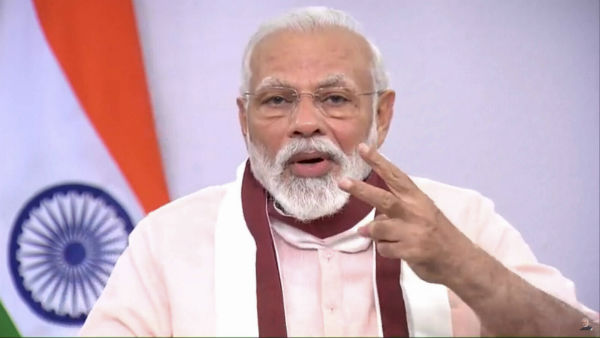 Modi Says India Fighting Terror With New Policy, Process