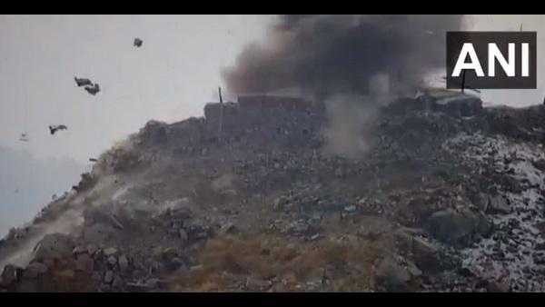 Video: ಭಾರತದ ಪ್ರತಿದಾಳಿಗೆ ಪಾಕ್ ಸೇನಾ ಬಂಕರ್ ನಾಶ, 8 ಯೋಧರು ಸಾವು