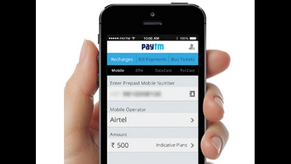 Paytm Becomes Indias Largest Platform For Booking LPG Cylinders