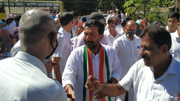 Udupi: Sampath Raj Arrest Is Politically Motivated Alleges Saleem Ahmed