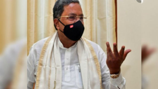 Government Is Acting Irresponsible And Dead To People Said Siddaramaiah