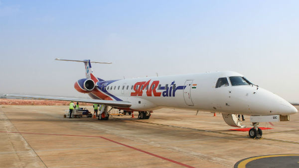 Hubballi-Tirupati Flight Service From January 1, 2021