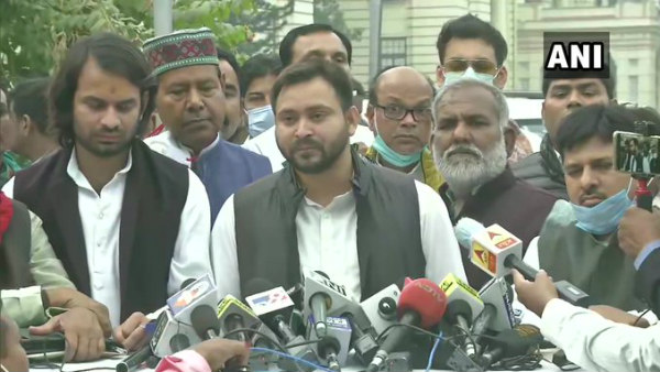 Nitish Kumar Is Did Not Have Another Child Out Of Fear That It Could Be A Girl: Tejaswi Yadav
