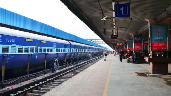 Very Few Passengers Bengaluru To Chennai Train Service stopped