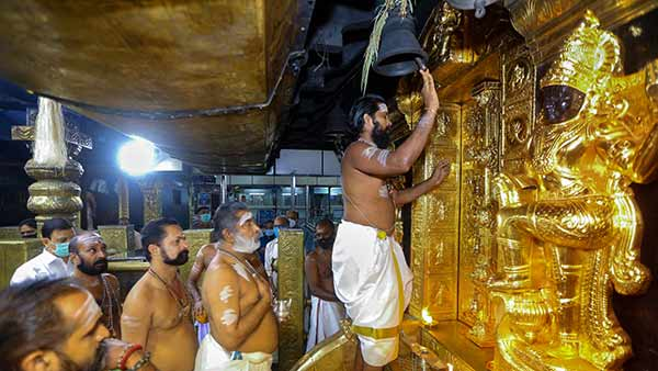 Trichy Ayyappan Temple Invites Devotees Who Unable To Visit Sabarimala