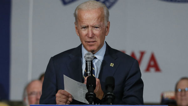 Amid Covid-19 Pandemic, Joe Biden Will Vows To Strengthen US Economy