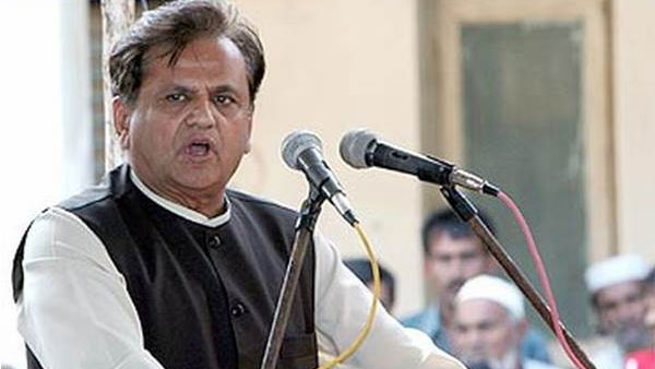 Covid 10 hit Congress Leader Ahmed Patel Moved To ICU says his son