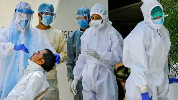 New Delhi In Worst Condition Among World Cities In Coronavirus Pandemic