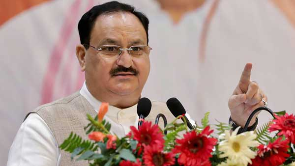 GHMC election: It is KCR and TRS to go says JP Nadda.