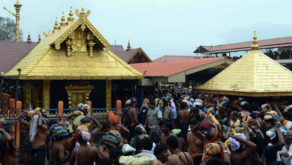Devotees Reached Sabarimala To Offer Prayers For Mandala Pooja