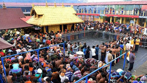 39 COVID Positive Cases So Far In Sabarimala
