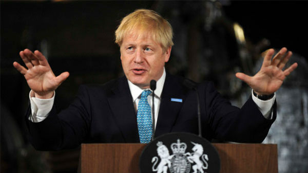 India Invites UK PM Boris Johnson As Chief Guest For Republic Day 2021