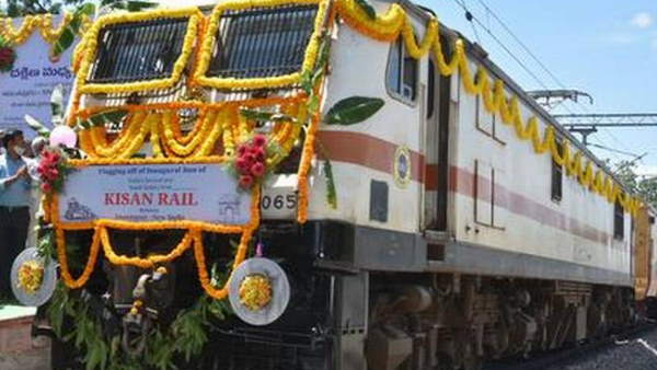 PM Modi to flag off 100th Kisan Rail on 28 December