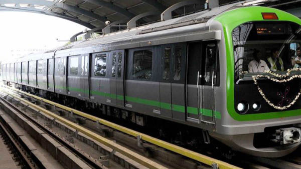 Limited Parking Facilities In Yelachenahalli Anjanapura Metro Line