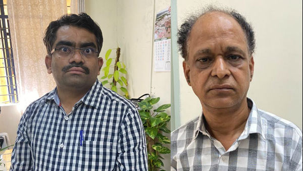 after retirement officer received bribe and trapped by ACB