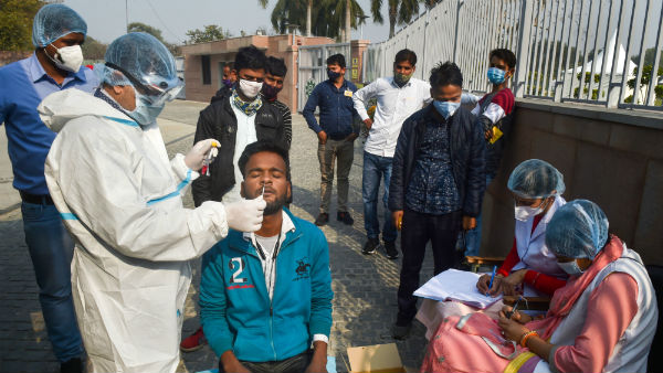 Total 21,821 New Coronavirus Cases, 299 Deaths In India Last 24 Hours