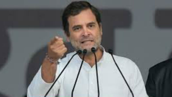 Congress Leader Rahul Gandhi Says Our Duty To Back Farmers Who Feed Nation