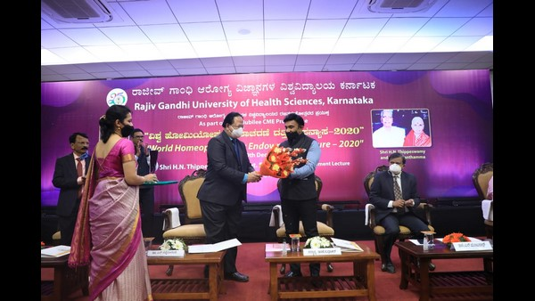 Need to develop medicine for Covid-19 in Homeopathy also: Dr.K.Sudhakar