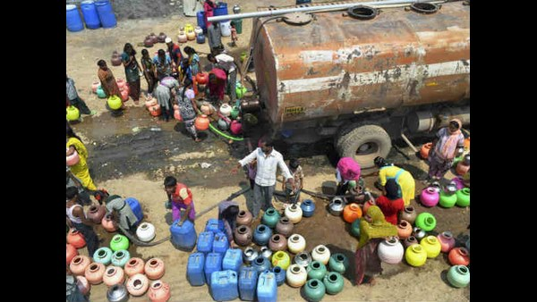 BJP govt is supporting Tanker water mafia in BBMP alleges AAP