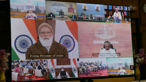 ಒಂದು ದೇಶ, ಒಂದು ಗ್ಯಾಸ್ ಗ್ರಿಡ್ ಸಾಕಾರಕ್ಕೆ ಬದ್ಧ: ಪ್ರಧಾನಿ ನರೇಂದ್ರ ಮೋದಿ