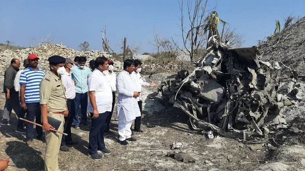 Shivamogga Blast: Will Form High Level Committee Structure For Explosion Investigation: Murugesh Nirani