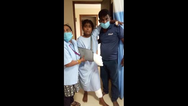 ಬೆಸ್ಕಾಂ ನಿರ್ಲಕ್ಷ್ಯ: 12 ವರ್ಷದ ಬಾಲಕಿ ಜೀವನ ಕರಾಳ!