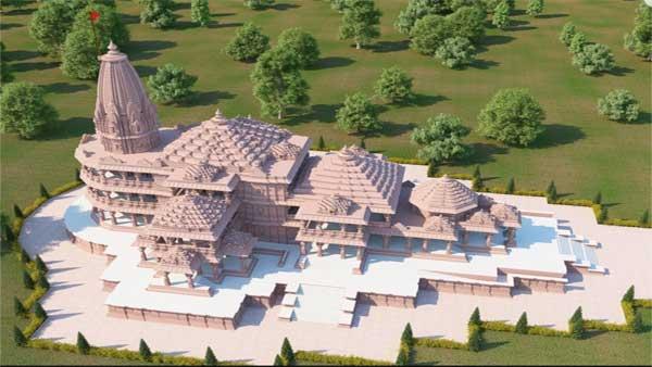 ಅಯೋಧ್ಯೆ ರಾಮಮಂದಿರ ನಿರ್ಮಾಣಕ್ಕೆ ರಾಷ್ಟ್ರಪತಿಯಿಂದ ಮೊದಲ ದೇಣಿಗೆ