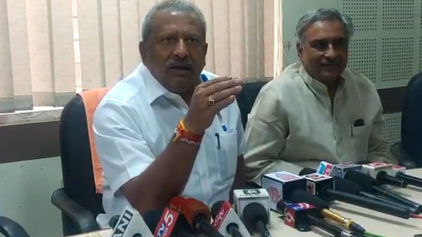 Hubballi: We Are In The BJP; No Return To Congress For Any Reason