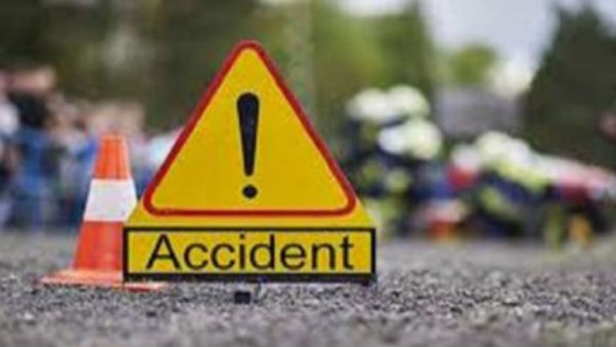 Four Passengers Dies After A Private Bus Electrocuted Near Thanjavur In Tamil Nadu