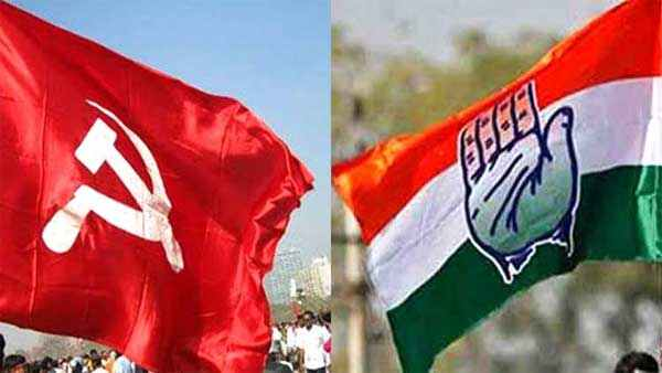 Congress And Left Front Decide To Contest 116 Seats In West Bengal