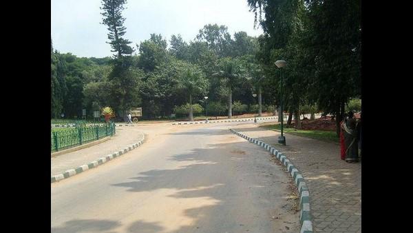 ಕಬ್ಬನ್ ಉದ್ಯಾನ ವ್ಯಾಪ್ತಿಯಲ್ಲಿ ನಿಯಮಬಾಹಿರ ಕಟ್ಟಡ ನಿರ್ಮಾಣ: ನೋಟಿಸ್