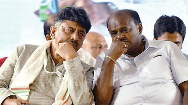 I Will Not Comment Any Statement Of H D Kumaraswamy, Said KPCC President D K Shivakumar