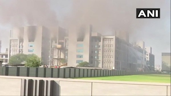 What May Be The Reason Behind Fire At Serum Institute Of India