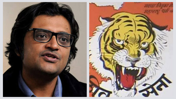 Shiv Sena Questions BJP Over Soldier Insult By Arnab Goswami