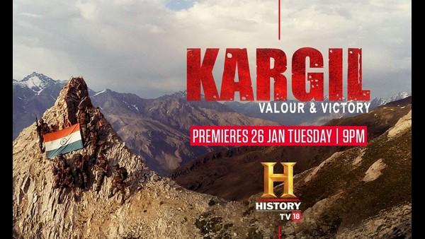 ಗಣರಾಜ್ಯೋತ್ಸವ; ವಿಜಯದ ಕಥೆ ಹೇಳುವ 'Kargil: Valour & Victory' ಸಾಕ್ಷ್ಯಚಿತ್ರ ಪ್ರದರ್ಶನ