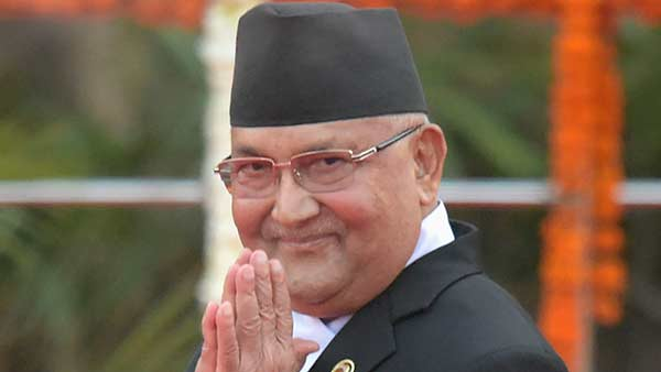 KP Sharma Oli removed from ruling Nepal Communist Party