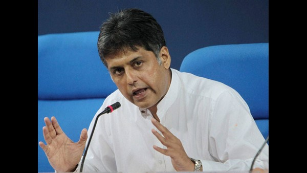 Indians Are Not Guinea Pigs Said Manish Tewari Ahead Of Covid Vaccine Rollout