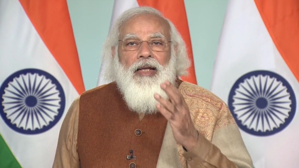 Swachh Bharat Mission Ensured Cleanliness, Helped In Fighting Virus: Narendra Modi