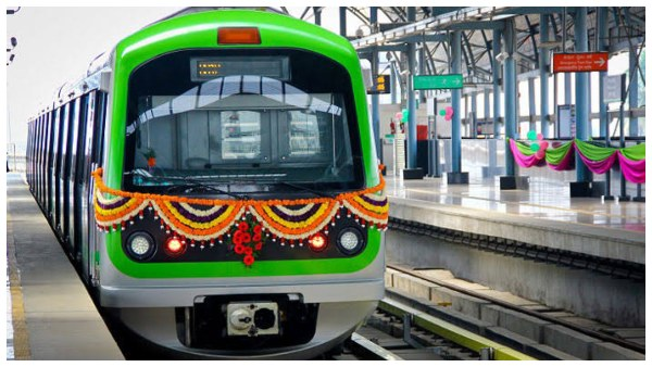 Yediyurappa to Flag off Namma Metro Greeline Yelachenahalli to Silk Institute Jan 14
