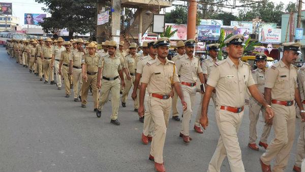 ಕರ್ನಾಟಕ ಪೊಲೀಸ್ ನೇಮಕಾತಿ 2021: 545 ಹುದ್ದೆಗಳಿಗೆ ಅರ್ಜಿ ಆಹ್ವಾನ