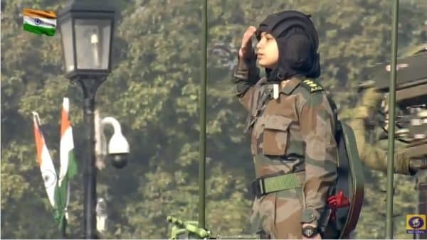 Republic Day 2021: Preeti Choudhary Only Woman Commander From Army This Year