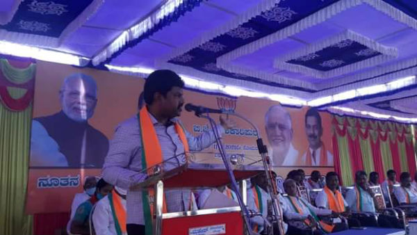 Shivamogga: Siddaramaiahs Opposition To Shikaripura Irrigation Projects: BY Raghavendra