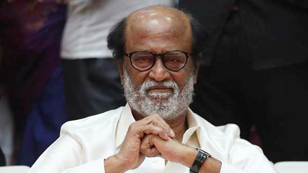 Fans protest and demand Rajinikanth to reconsider