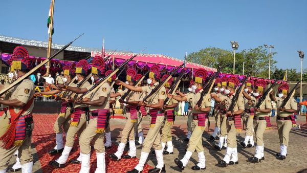 ರಾಜ್ಯದ ವಿವಿಧ ಜಿಲ್ಲೆಗಳಲ್ಲಿ 72ನೇ ಗಣರಾಜ್ಯೋತ್ಸವ ಸಂಭ್ರಮ