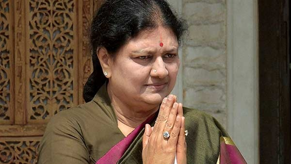 VK Sasikala Tests Covid-19 Positive Ahead Of Her Release
