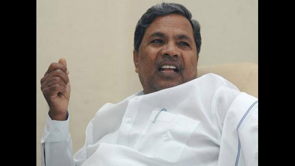 Mysuru: Blackmail Only For Weak Chief Minister: Siddaramaiah