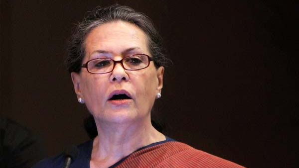 Sonia Gandhi Says National Security Thoroughly Compromised On Arnab Whatsapp Chat