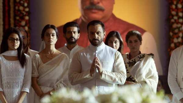 ಬಂಧನ ಭೀತಿಯಲ್ಲಿ ಸೈಫ್ ಅಲಿಖಾನ್ -ತಾಂಡವ್ ಚಿತ್ರ ತಂಡ